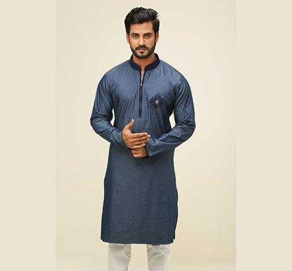 Cotton Punjabi for Men K-114