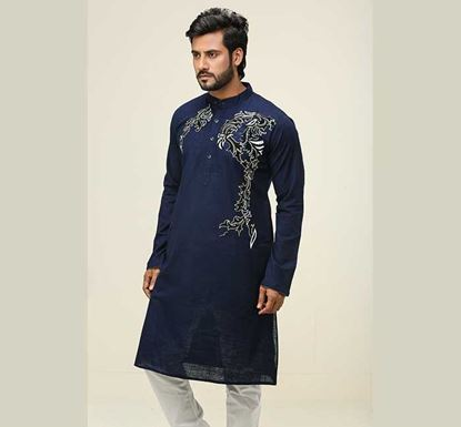 Cotton Punjabi for Men K-121