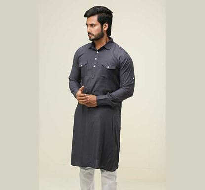 Cotton Punjabi for Men K-126