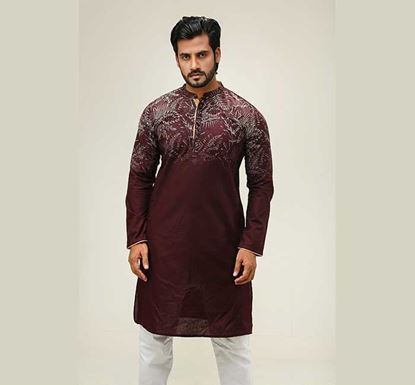 Cotton Punjabi for Men K-130
