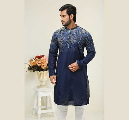Cotton Punjabi for Men K-133