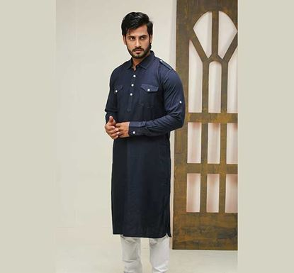 Cotton Punjabi for Men K-137