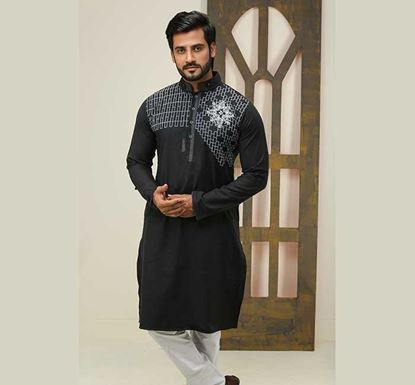 Cotton Punjabi for Men K-139
