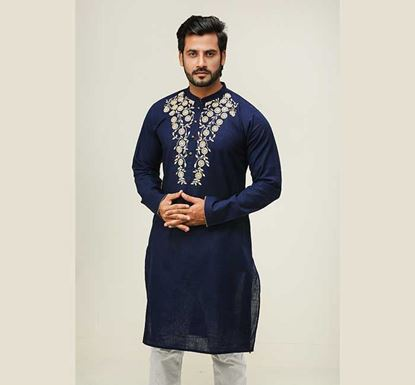 Cotton Punjabi for Men K-143