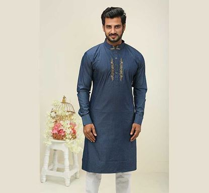 Cotton Punjabi for Men K-149
