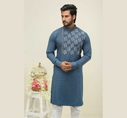 Cotton Punjabi for Men K-151