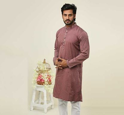 Cotton Punjabi for Men K-155