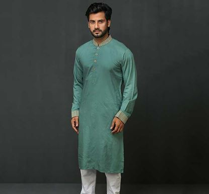 Linen Punjabi for Men K-177