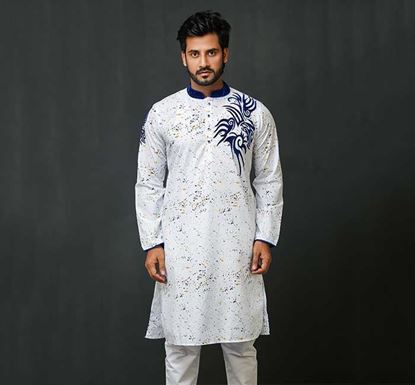 Cotton Punjabi for Men K-173