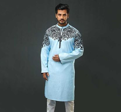 Cotton Punjabi for Men K-162