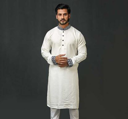 Linen Punjabi for Men K-171