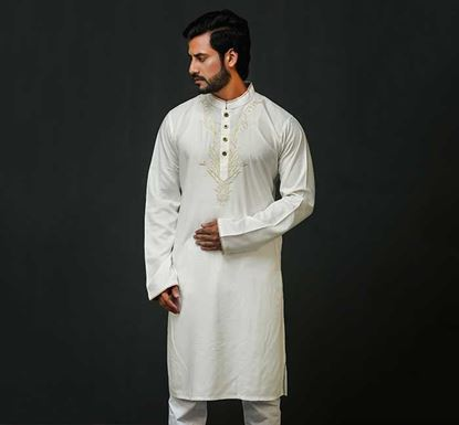 Linen Punjabi for Men K-167
