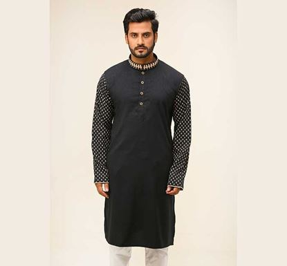 Cotton Punjabi for Men K-107