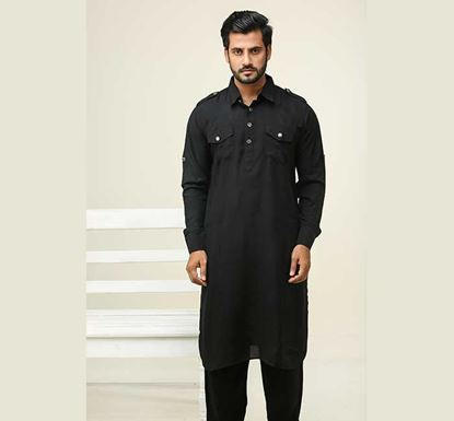 Linen Punjabi for Men K-160