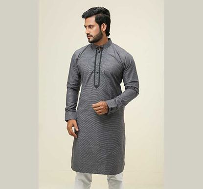 Linen Punjabi for Men K-123