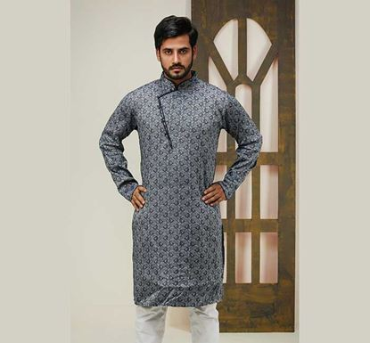 Linen Punjabi for Men K-135