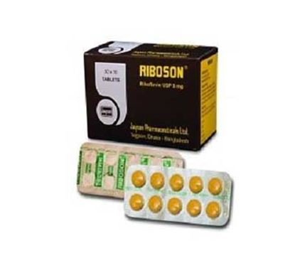 Riboson Tablet 5mg (A010496) – 20 Pieces