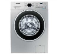 Samsung Front Loading Washing Machine with Eco-Bubble WW80J4213GS/TL - 8.0Kg
