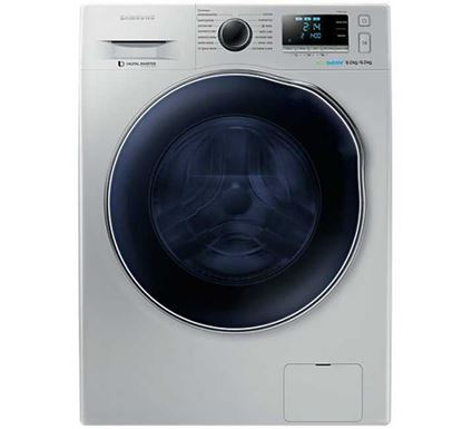 Samsung Front Loading Washer Dryer with Eco-Bubble WD80J6410AS - 8.0Kg/6 Kg