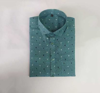 Casual Cotton Shirt Men - RF22
