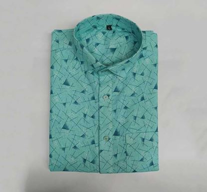 Casual Cotton Shirt Men - RF24