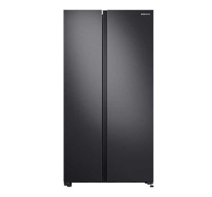Samsung Side By Side Refrigerator RS72R5011B4/D2 700 L