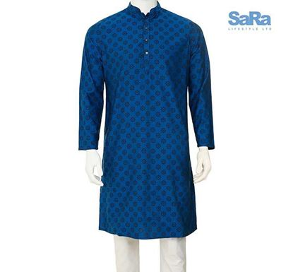 SaRa Slim Fit Punjabi for Men - SRP44