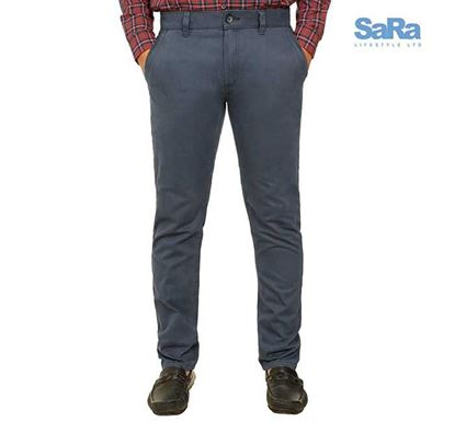 SaRa Slim Fit Chino Pant for Men - MCHS201I