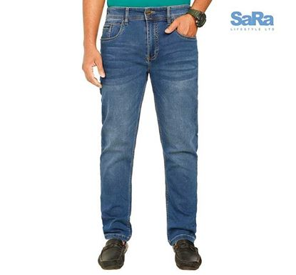 SaRa Skinny Fit Denim Pant for Men - MSD202B