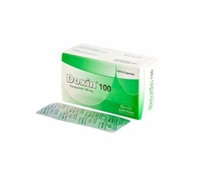 Doxin Capsule 100mg (A013960) – 10 Pieces