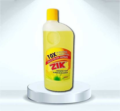 ZIK Disinfectant Surface Cleaner YLW - 500 ML