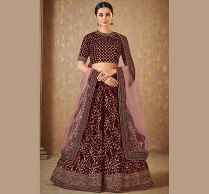 Designer Embroidery Dress Set – SUC 210