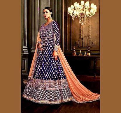 Designer Embroidery Dress Set – SUC 211