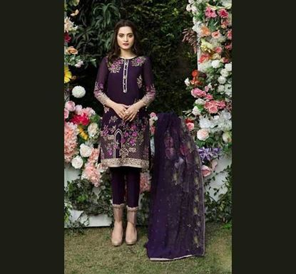 Designer Embroidery Dress Set – SUC 215