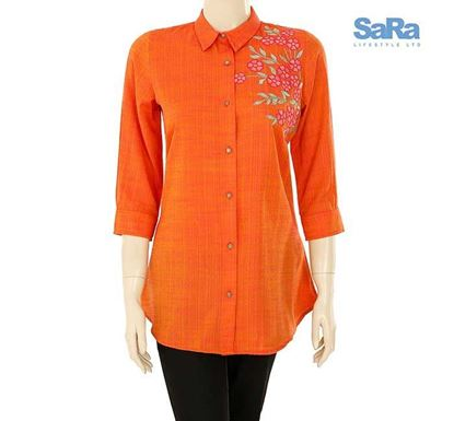 SaRa Casual Shirt for Women - WCSS203A