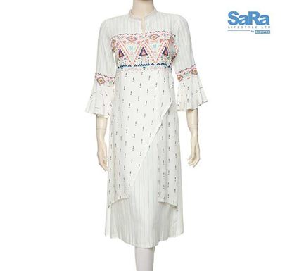 SaRa Ethnic Kurti for Women - SRPW097A
