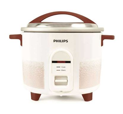Philips 2.2 L Rice Cooker HD1664/00