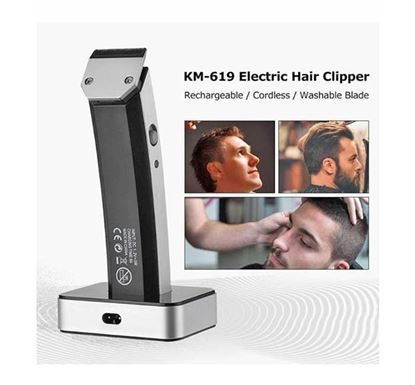 Kemei KM-619 Cordless Rechargeable Hair Trimmer