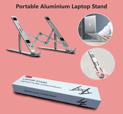 Foldable Stand for Laptop & Notebook