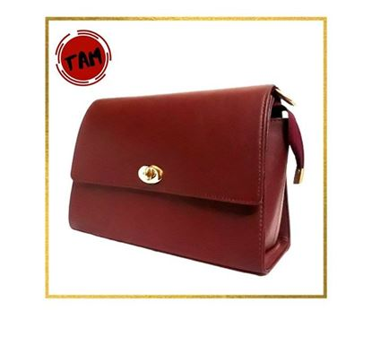 Leather Hand Bag for Women TAM-LB-74