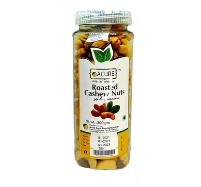 Acure Rosted Cashew Nut 200 gm - ACURE064