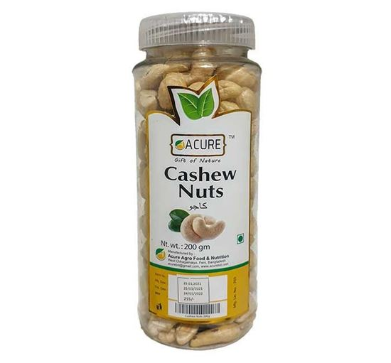 Acure Cashew Nut 200 gm - ACURE066