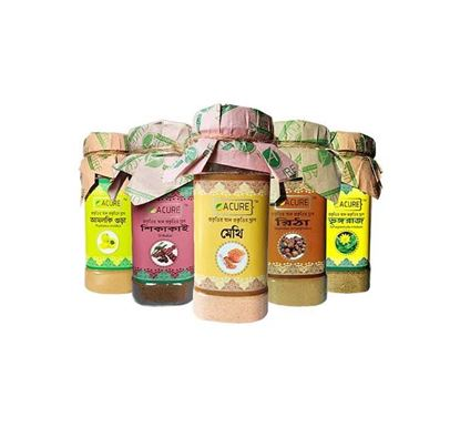 Acure Hair Care Package - ACURE048