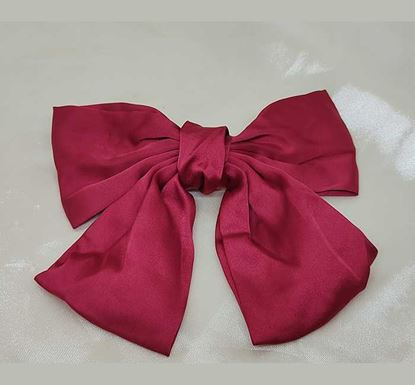 Shirting Bow Clip for Women TR-1464