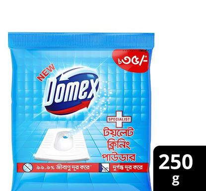 Domex Toilet Cleaning Powder 250g