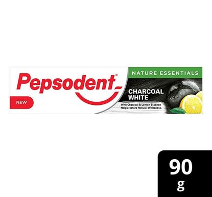 Pepsodent Toothpaste Charcoal White 90g