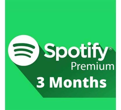 Spotify Premium Subscription for 3 Months (Email Delivery)