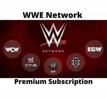 WWE Network Subscription for 1 Month