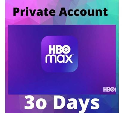 HBO Max Subscription for 1 Month