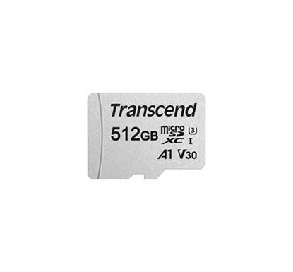 Transcend 512GB Micro SD UHS-I U3 Memory Card with Adapter